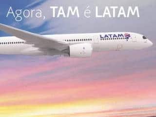 Passagens em Promoção LATAM