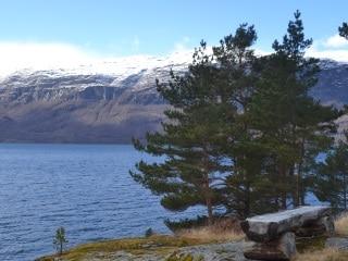 De Bergen ao Hardangerfjord