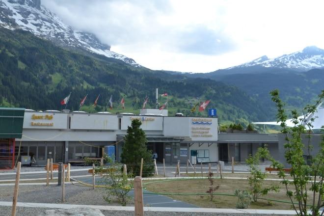 grindelwald sportscenter