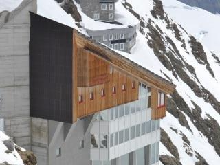 Jungfraujoch, o Topo da Europa