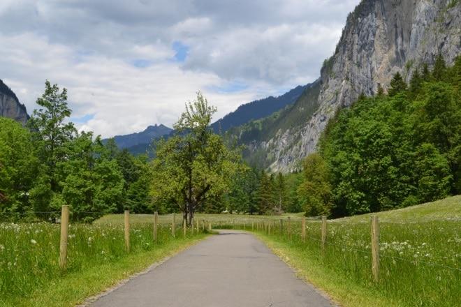 Lauterbrunnen - Trummelbachfalls