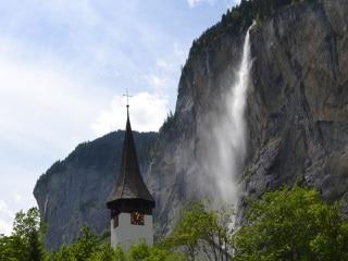 Lauterbrunnen, Staubbach e Trümmelbach Falls