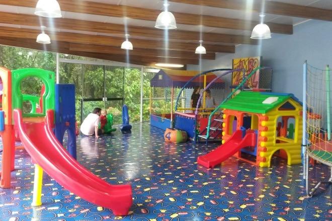 Hotel Villa Bella Gramado espaco kids