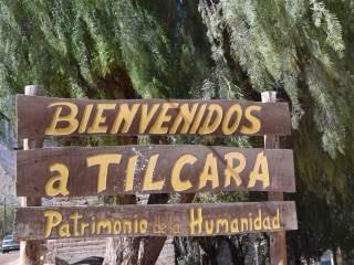 Tilcara, Pucará e jardim de cactos gigantes