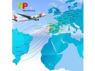 Passagens para a Europa com a TAP