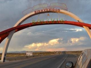 Fronteira La Quiaca - Villazón : Chegamos na Bolívia!!
