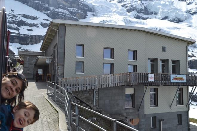 Eigergletscher-station