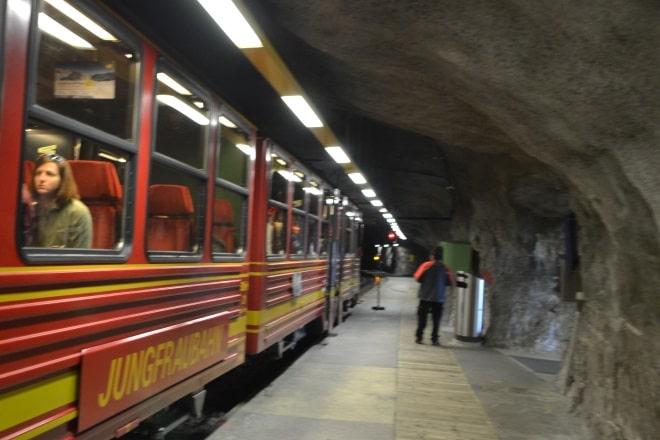 Eigerwand-station