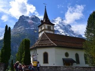 Grindelwald, nossa opção em Bernesse Oberland