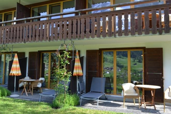 grindelwald hotel cabana