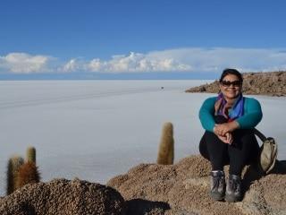 Salar de Uyuni - O Tour de um dia Com crianças e onde se hospedar