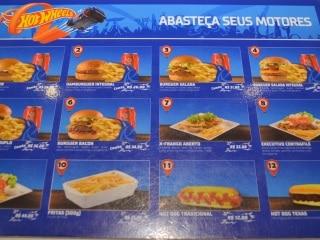 Preços dos restaurantes no Beto Carrero