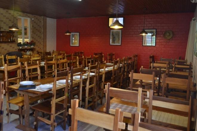 Restaurante em Novo Hamburgo Prato del Nono Ambiente