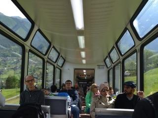 Jungfraubahn, a ferrovia ao Topo da Europa