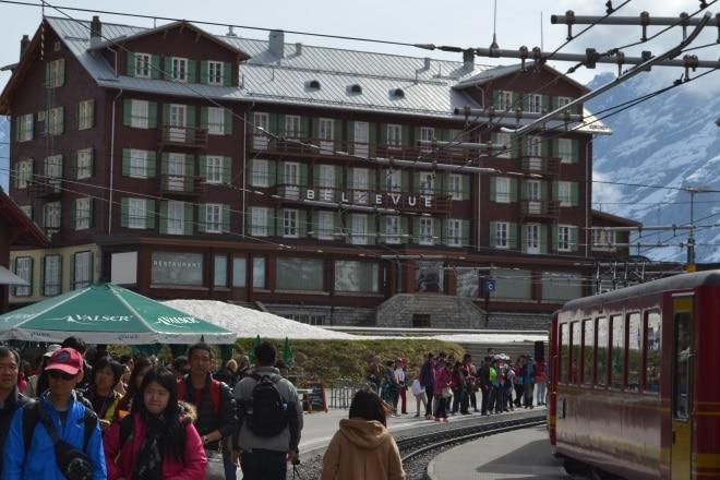 Kleine-Scheidegg-station