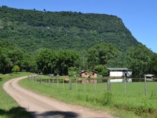 Canela - chegando pelas estradas do Quilombo e do Chapadão