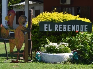Hotel de Campo El Rebenque, em Saenz Peña.