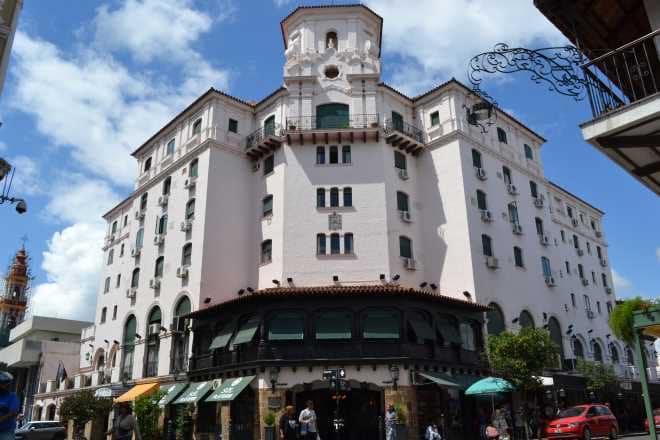 Hotel Salta - praticamente dentro da praça!