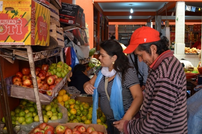 Mercado Central de Tupiza